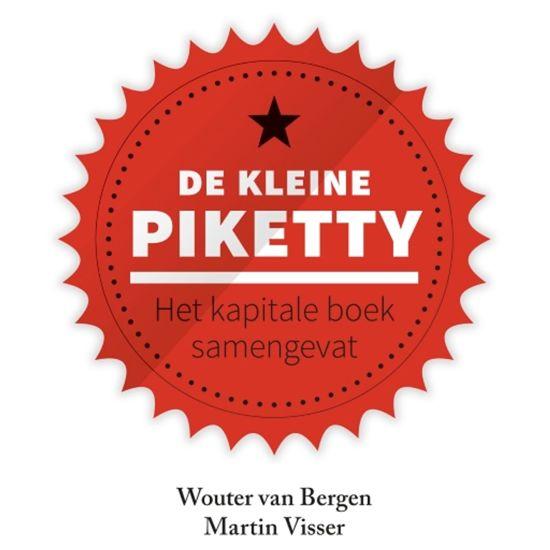 Boek cover Kleine boekjes - De kleine Piketty van Wouter van Bergen (Onbekend)