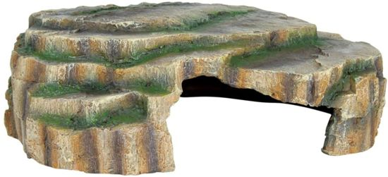 TRIXIE Reptielengrot 30x10x25 cm polyresin 76212