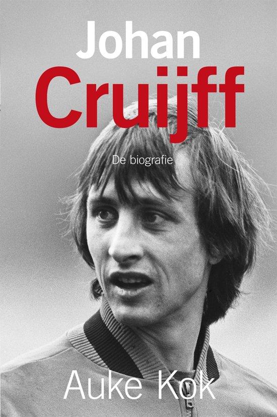 Boek cover Johan Cruijff van Auke Kok (Onbekend)