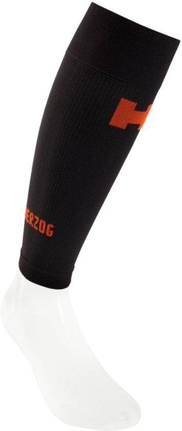 Herzog Compressiekousen Tubes - Pro - maat 3 - lange kous - kleur Zwart