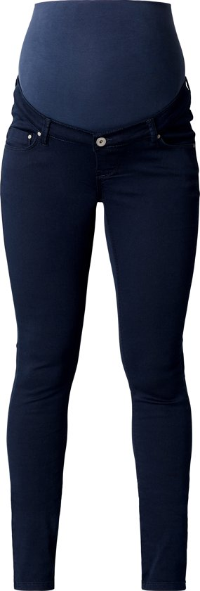 Noppies Zwangerschapsbroek Bailey - Dark Blue - Maat 34