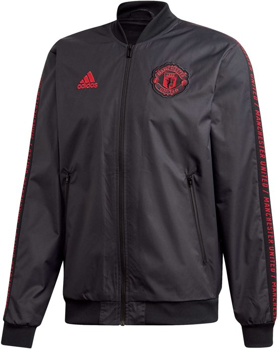 L Trainingspak United HerenZwart Maat Manchester Adidas gyYb7f6
