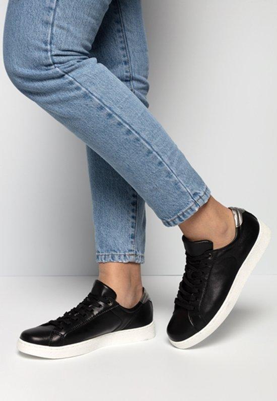 Tamaris Sneakers Laag zwart Zwart