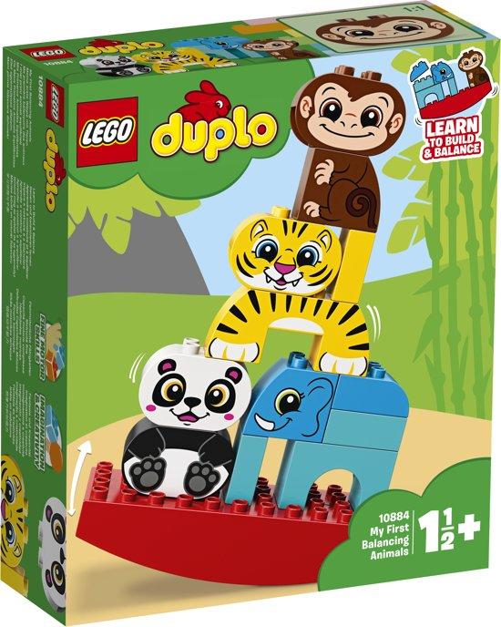ziet er geweldig uit hete verkoop voorbeeld van LEGO DUPLO Mijn Eerste Balancerende Dieren - 10884