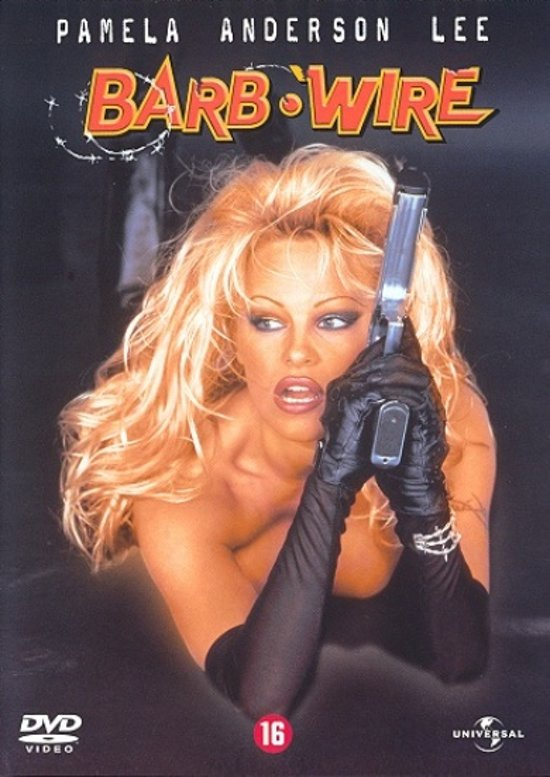 Cover van de film 'Barb Wire'