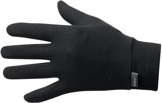 Odlo Gloves Originals Warm Unisex Sporthandschoenen - Black - L