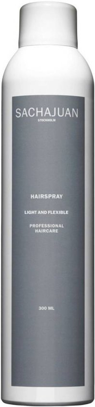 Axe Sachajuan Hairspray Light And Flexible 300ml