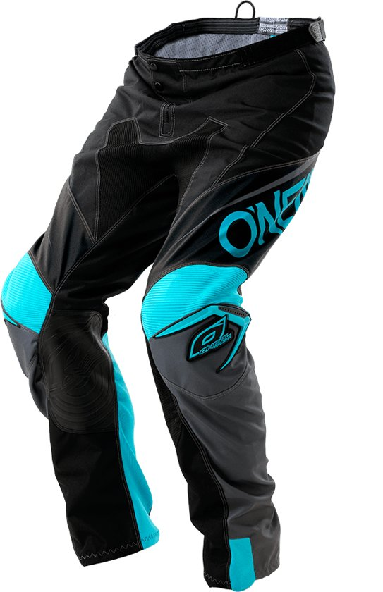 O'Neal Crossbroek Mayhem Blocker Black/Gray/Teal-42