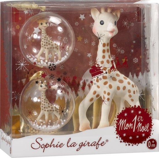 Sophie de Giraf - Kerstmis set