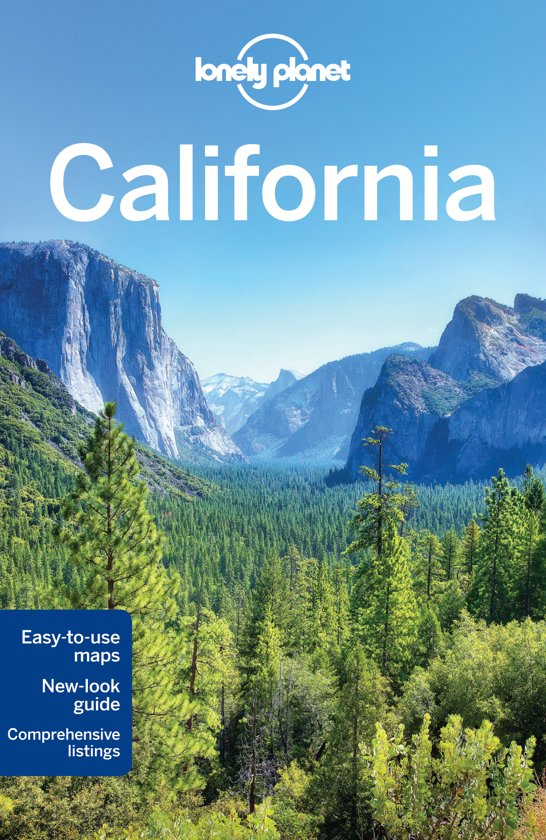Lonely Planet California