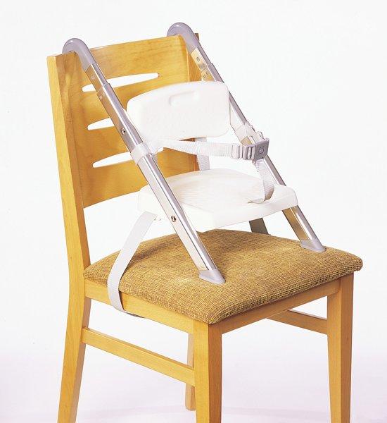 Kinderstoel Om Aan Tafel Te Hangen.Bol Com Jippie S Hang N Seat Kinderstoel Wit