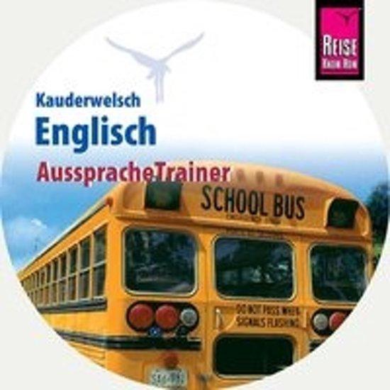 Reise Know-How AusspracheTrainer Englisch (Kauderwelsch, Audio-CD)