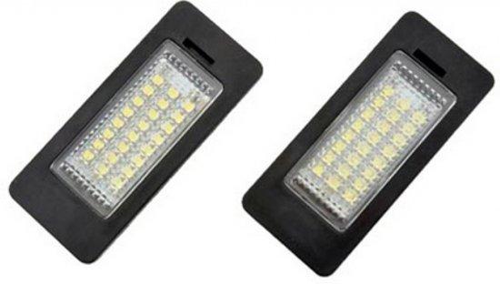 bol.com | Kenteken LED verlichting met Canbus (error-free) voor BMW ...