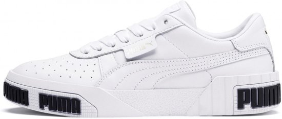 Puma Dames Sneakers Cali Wn's - Wit - Maat 39