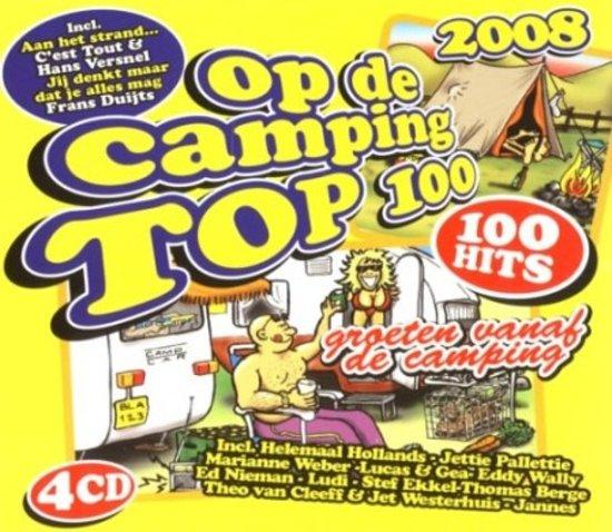 Op De Camping Top 100 - 2008