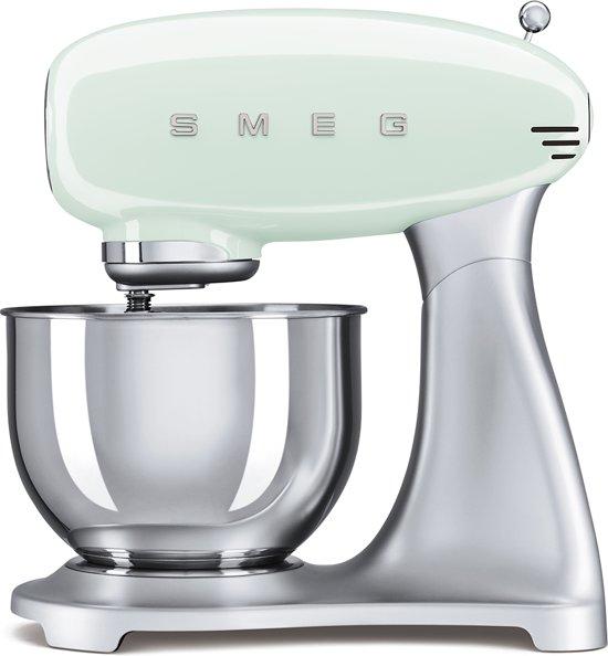 Smeg SMF01PGEU - Keukenmachine - Pastelgroen