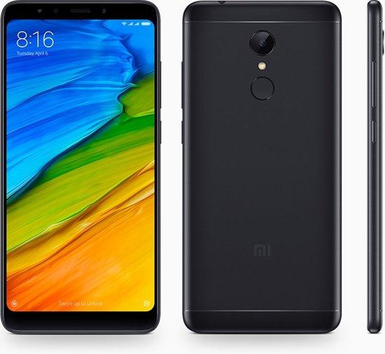 "Xiaomi Redmi 5 16GB Dual SIM Black 5.7"" geen 800Mhz"