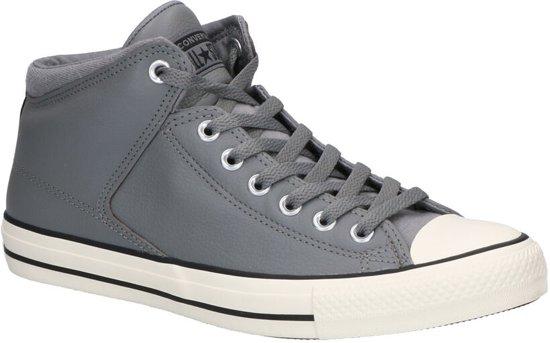 559d9e9b300 bol.com | Grijze Hoge Sneakers Converse All Star Hi