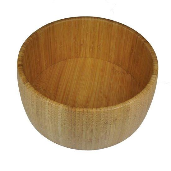 Point-Virgule Bamboo Saladeschaal 880-51200 - Rond - Hout