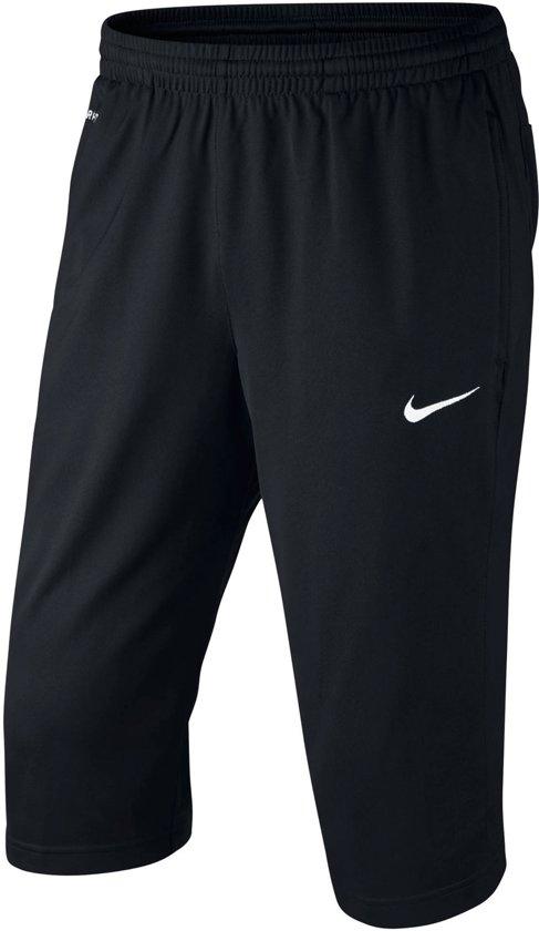 74d9973718b Nike Libero 3/4 Knit - Trainingsbroek - Mannen - Maat L - Zwart