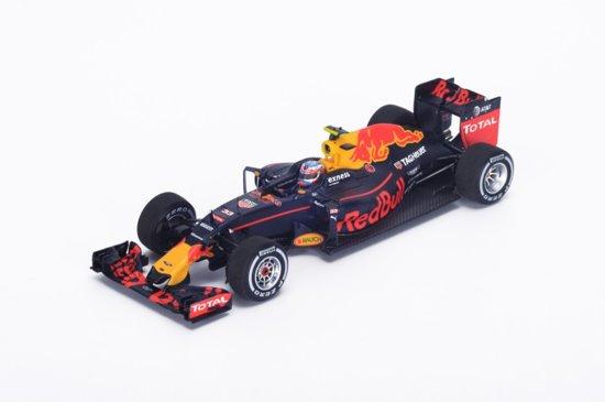 Bol Com Spark Modelauto Max Verstappen Red Bull Rb12 Winnaar