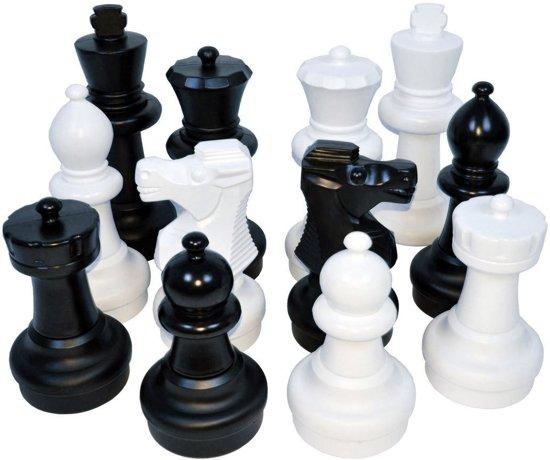 Afbeelding van het spel Schaken Tuin Groot - 64 cm