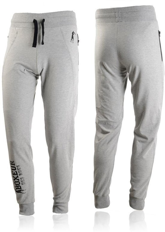 Man SweatPants With Front Leg Logo