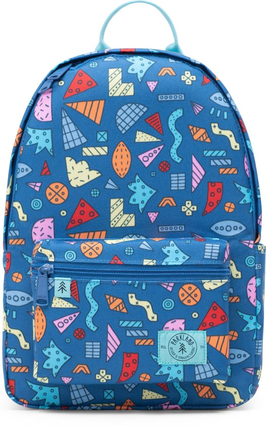 f4d9f2d05b4 bol.com | Parkland Edison Kids Backpack Abstract