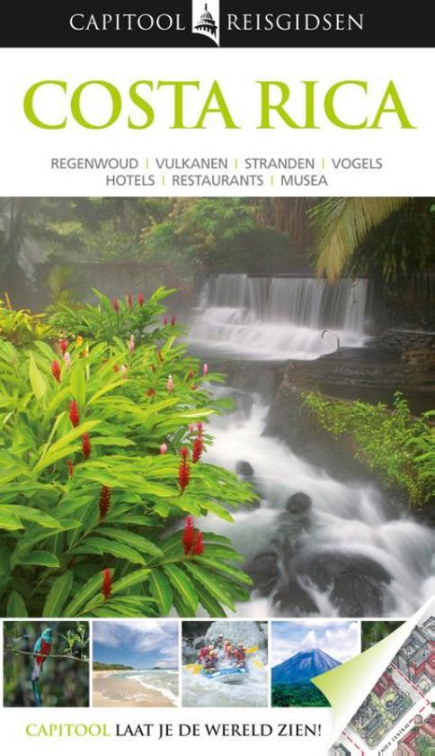 Capitool reisgidsen - Costa Rica cover
