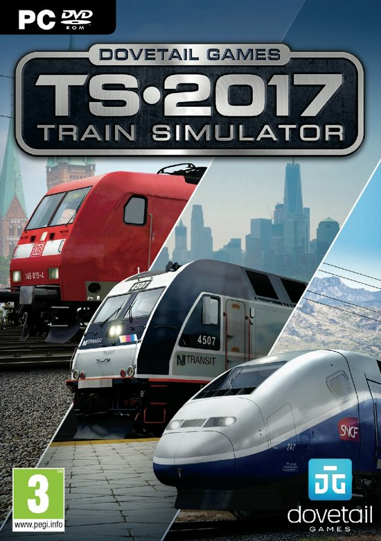 Train Simulator 2017 - Windows