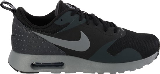 nike air max tavas black heren