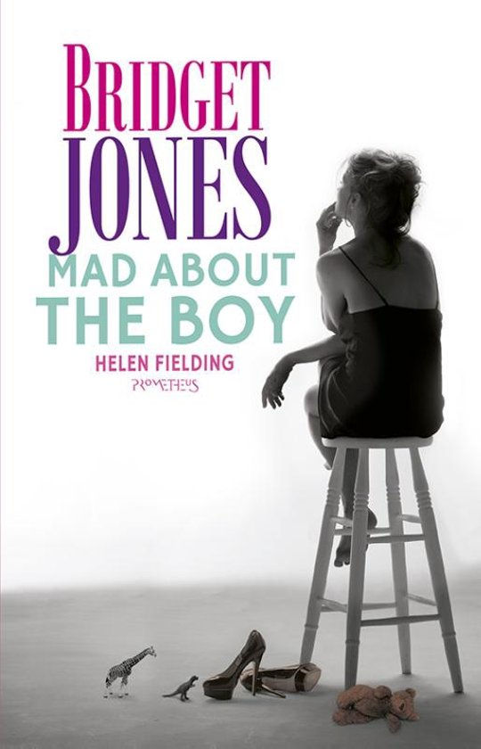 Boek cover Bridget jones van Helen Fielding (Paperback)