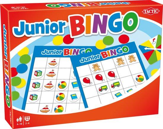 Junior bingo - Kinderspel