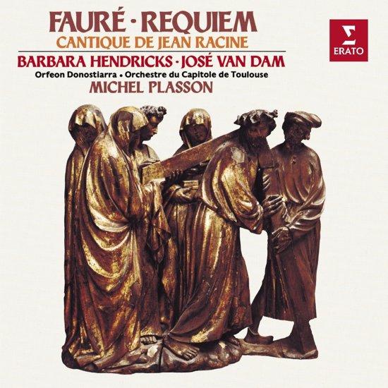 Faure: Requiem, Cantique de Jean Racine / Plasson