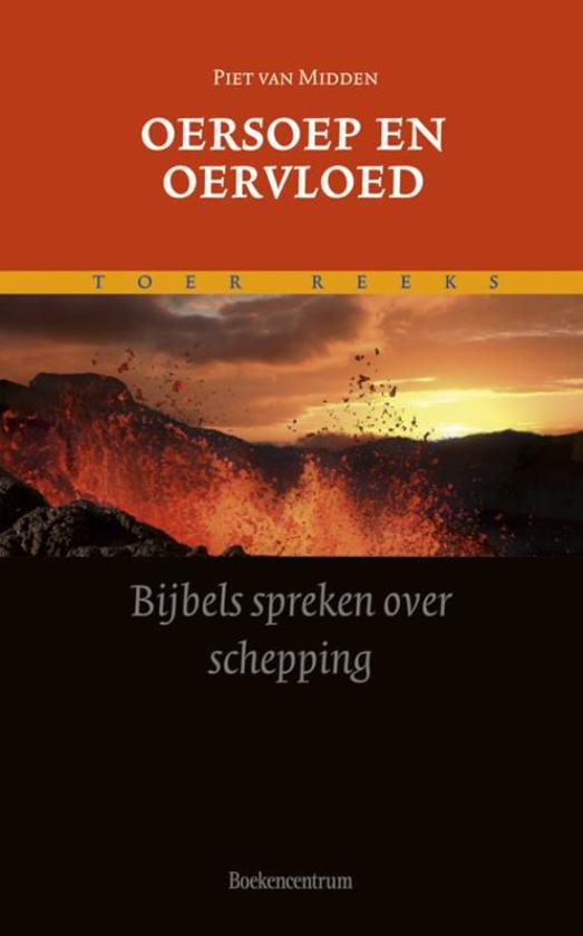Boek cover Oersoep En Oervloed van Piet van Midden (Onbekend)