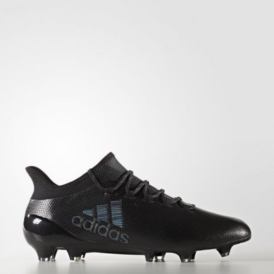 Adidas - X17.1 Soccer Fg - Unisexe - Chaussures - Noir - 42 QaXcmk