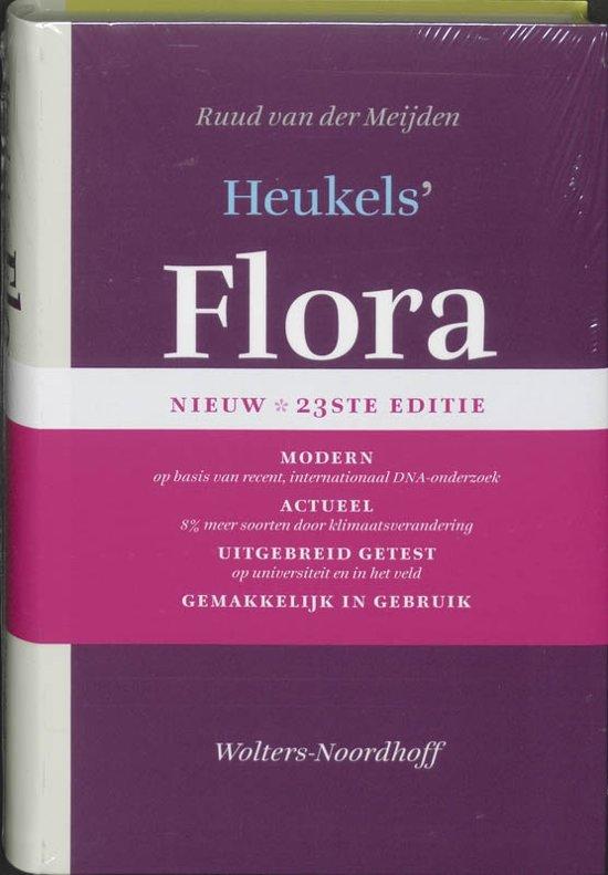 Heukels'Flora van Nederland