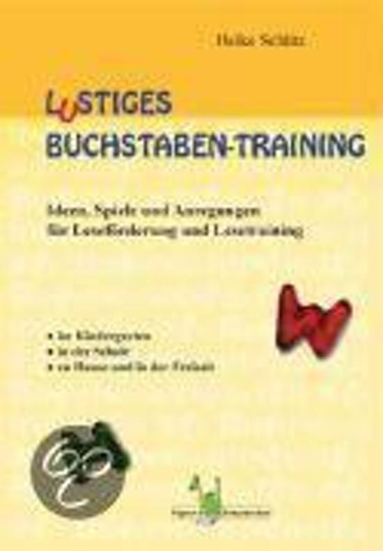 Bolcom Lustiges Buchstaben Training Heike Schütz 9783940367075