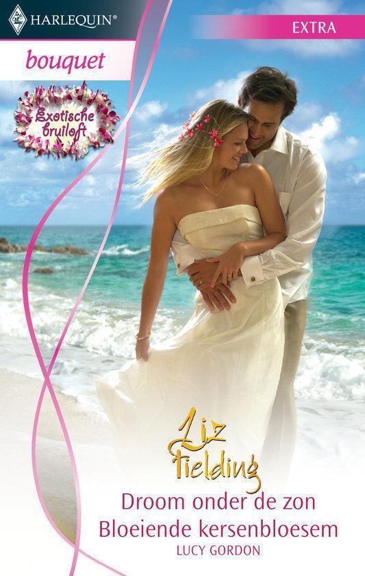 Cover van het boek 'Harlequin Bouquet Extra 287 - Droom Onder De Zon / Bloeiende Kersenbloesem' van Lucy Gordon