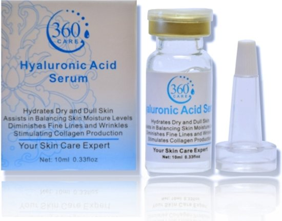 Hyaluronzuur serum 10 ml by 360SkinCare