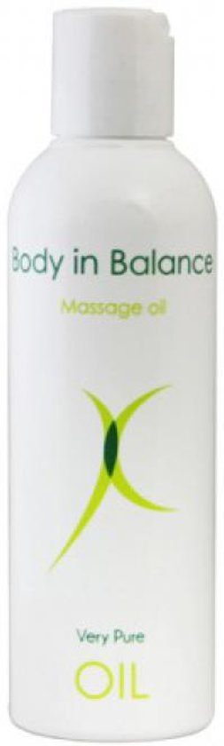 Body In Balance Massageolie - 200 ml