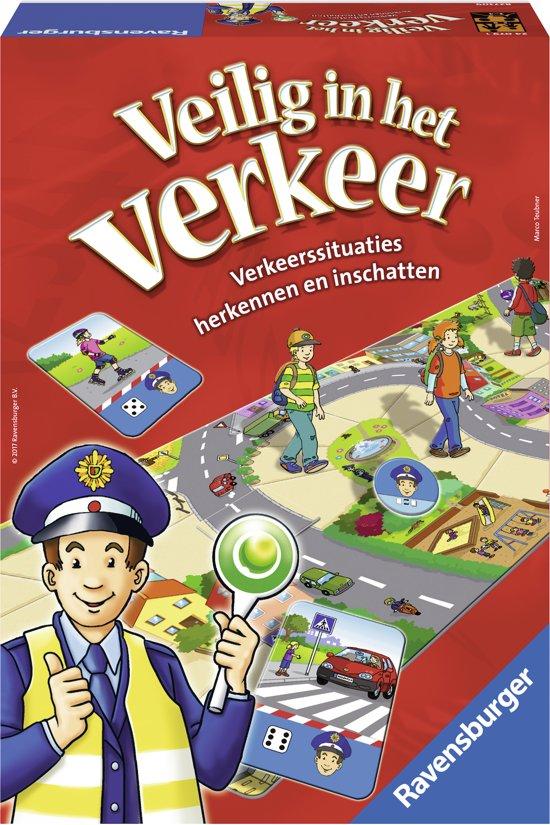 Ravensburger Verkeersspel - leerspel