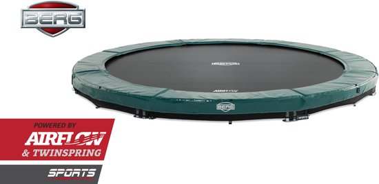 BERG InGround Elite Green 430