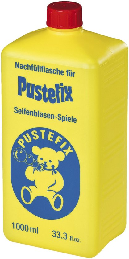 Pustefix - Navulfles bellenblaas - 1000ml