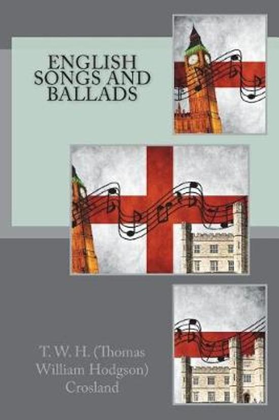English Songs and Ballads