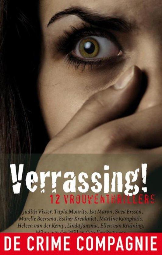 Boek cover Verrassing van Judith Visser (Onbekend)