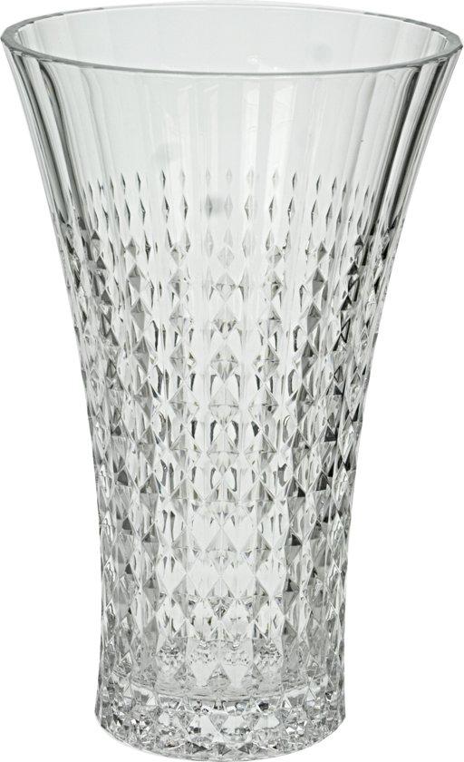Cristal Darques Lady Diamond.Cristal D Arques Lady Diamond Vaas 27 Cm