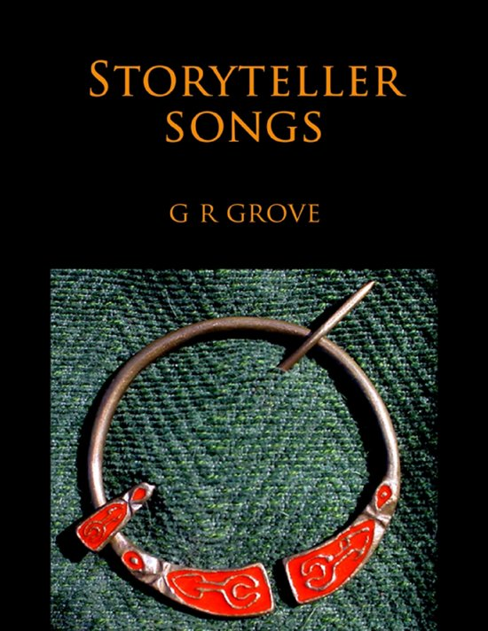 Storyteller Songs: Poetry from the Young Gwernin Trilogy