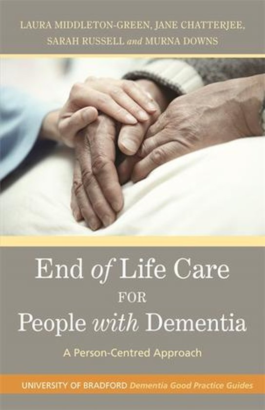 end of life dementia care essay