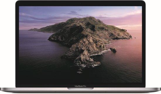 Hoe Lang Gaat Een Macbook Mee.Bol Com Apple Macbook Pro 2018 13 3 Inch 256 Gb